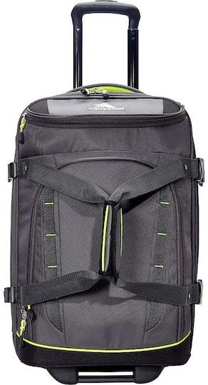 High Sierra Volusia Upright Wheeled Duffel Bag