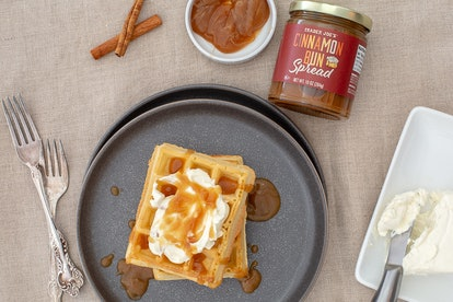 Cinnamon Bun Spread, Credit: Trader Joe's