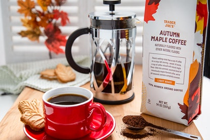 Autumn Maple Coffee, Credit: Trader Joe's