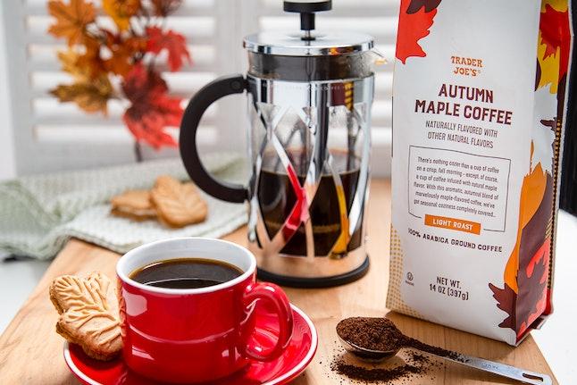 Autumn Maple Coffee, Credit: Trader Joe's