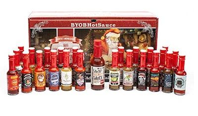 Hot Sauce Gift Set - Advent Calendar