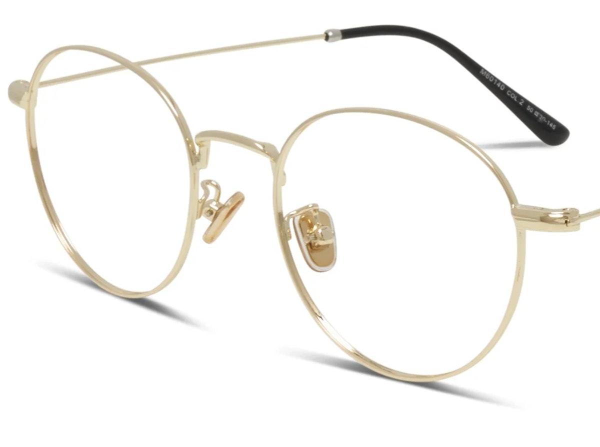 Ottoto Atrium Gold Glasses