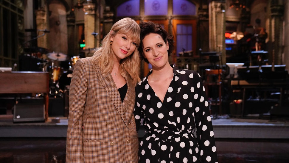 Taylor Swift performed on Saturday Night Live 2019