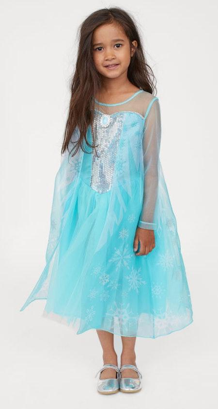 Turquoise Costume Dress
