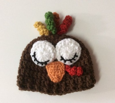 Preemie Infant Hat For NICU