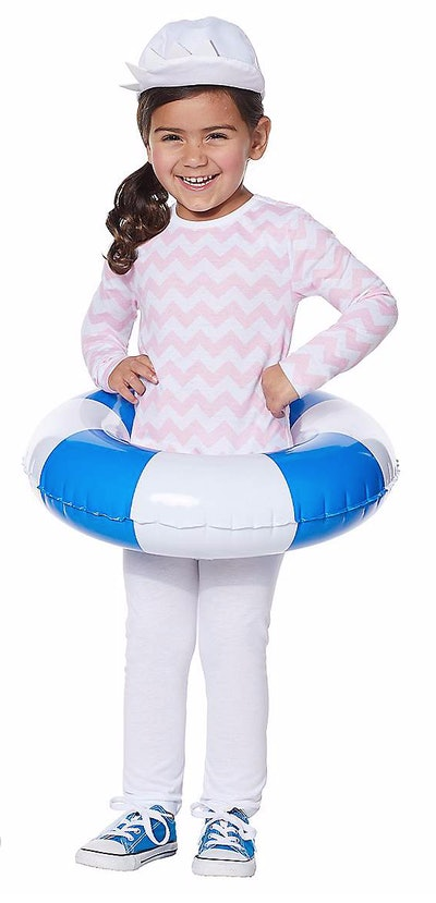 Toddler Pink Baby Shark Costume