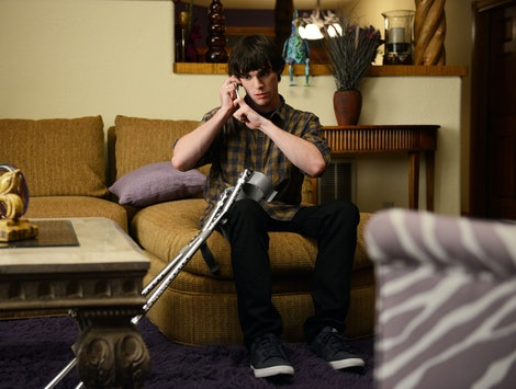 Walt Jr. Won't Be In The 'Breaking Bad' Movie