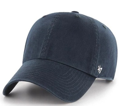 Classic Navy Clean-Up Hat