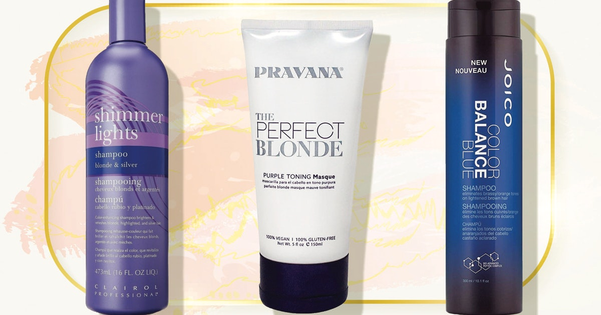The 3 Best Hair Toners To Remove Brassiness