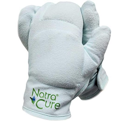 NatraCure Arthritis Heat Therapy Mittens
