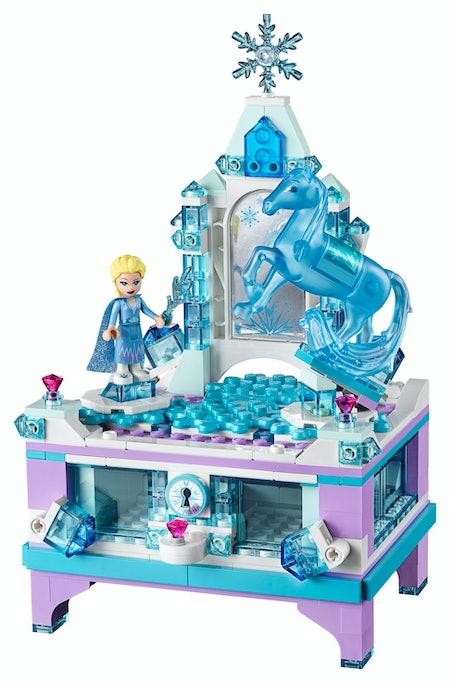 LEGO Disney Princess Frozen 2 Elsa's Jewelry Box Creation 41168 Disney Jewelry Box Building Kit