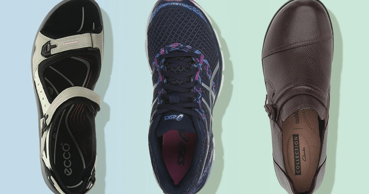 The 8 Best Cushioned Walking Shoes