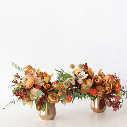 Perfectly Paired Centerpiece Arrangements