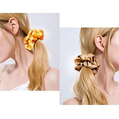 Hair Silk Scrunchies