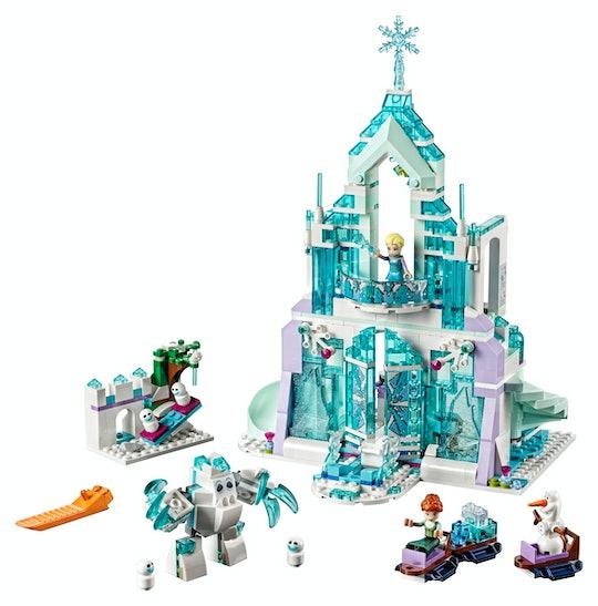 Frozen 2 LEGO building sets