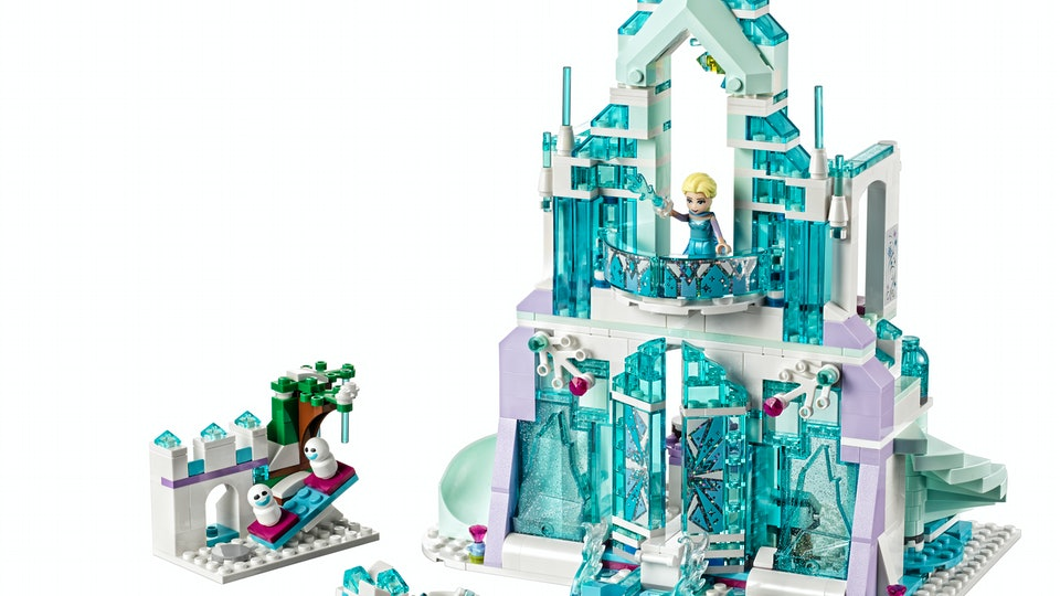 Frozen 2 LEGO building sets