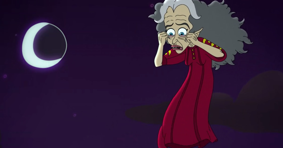 Carol Kane's Menopause Banshee In 'Big Mouth' Season 3 Is A Welcome Addition To The Cast