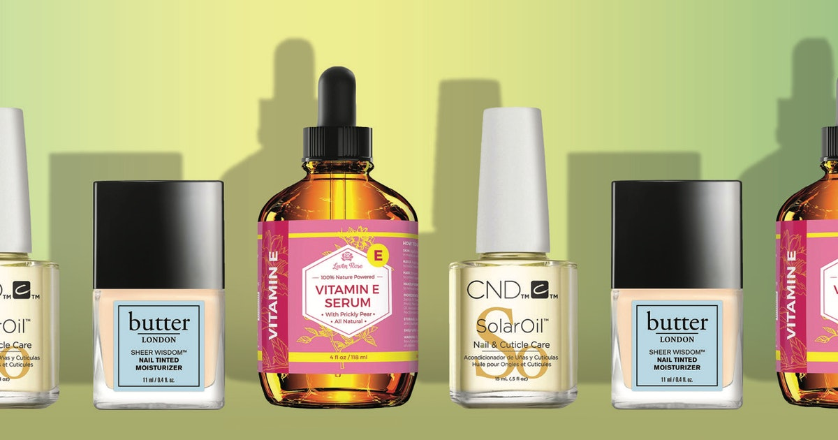 The 5 Best Nail Moisturizers