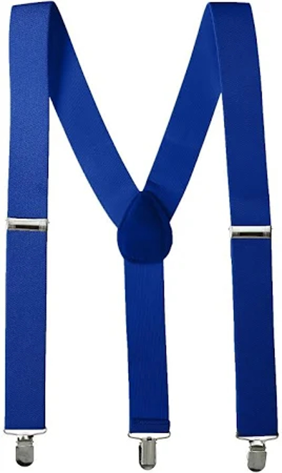 Amscan Suspenders, Party Accessory, Blue