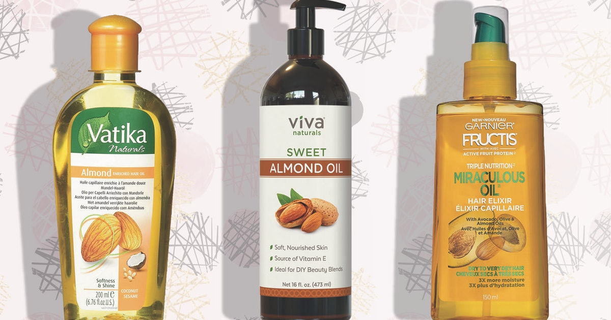 The 3 Best Almond Oils For Hair