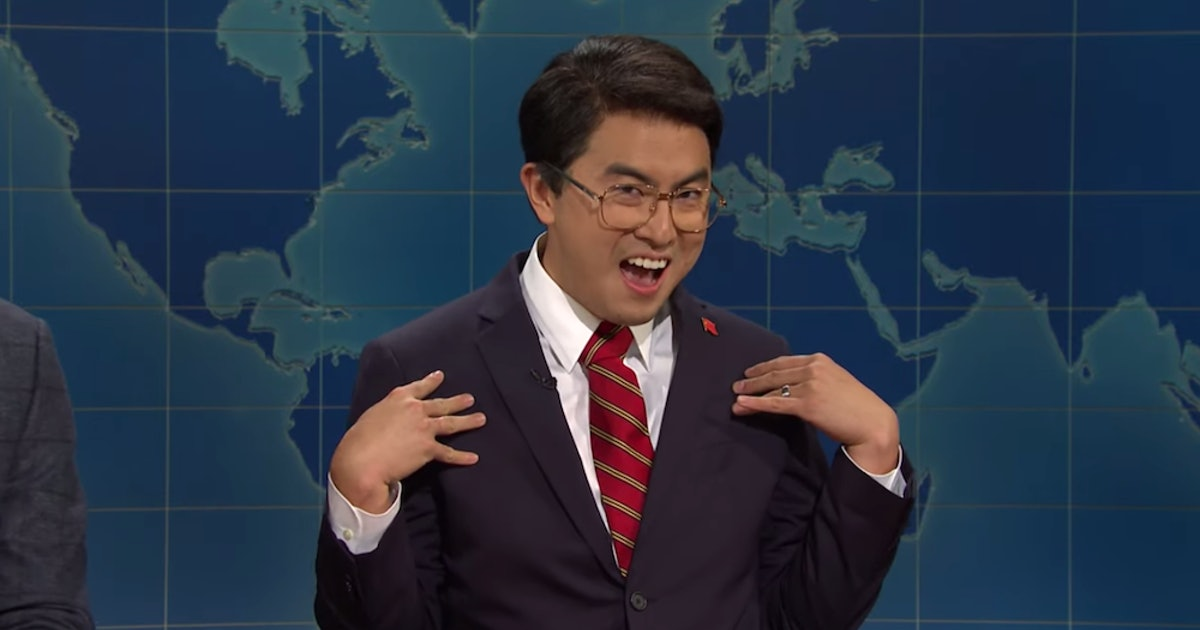 Bowen Yang's Career Before 'Saturday Night Live' Has Ties To The NBC Comedy