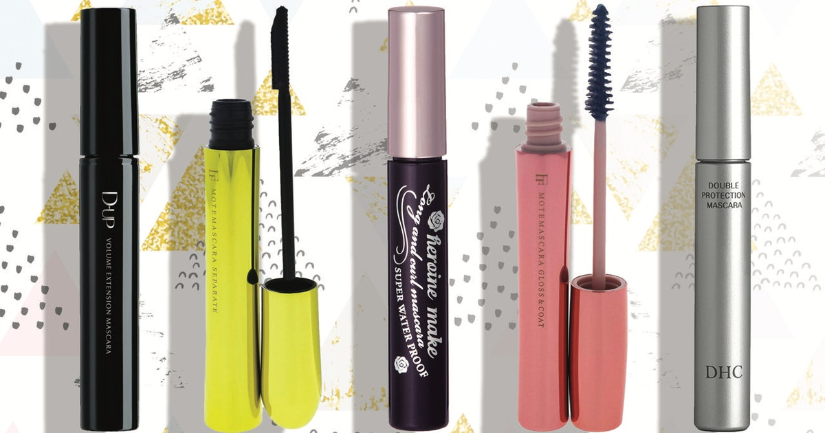 The 5 Best Japanese Mascaras