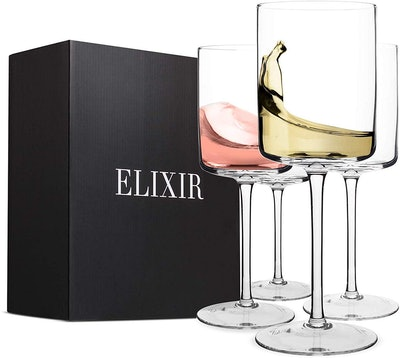 Elixir Glassware Wine Glass (Set of 4)