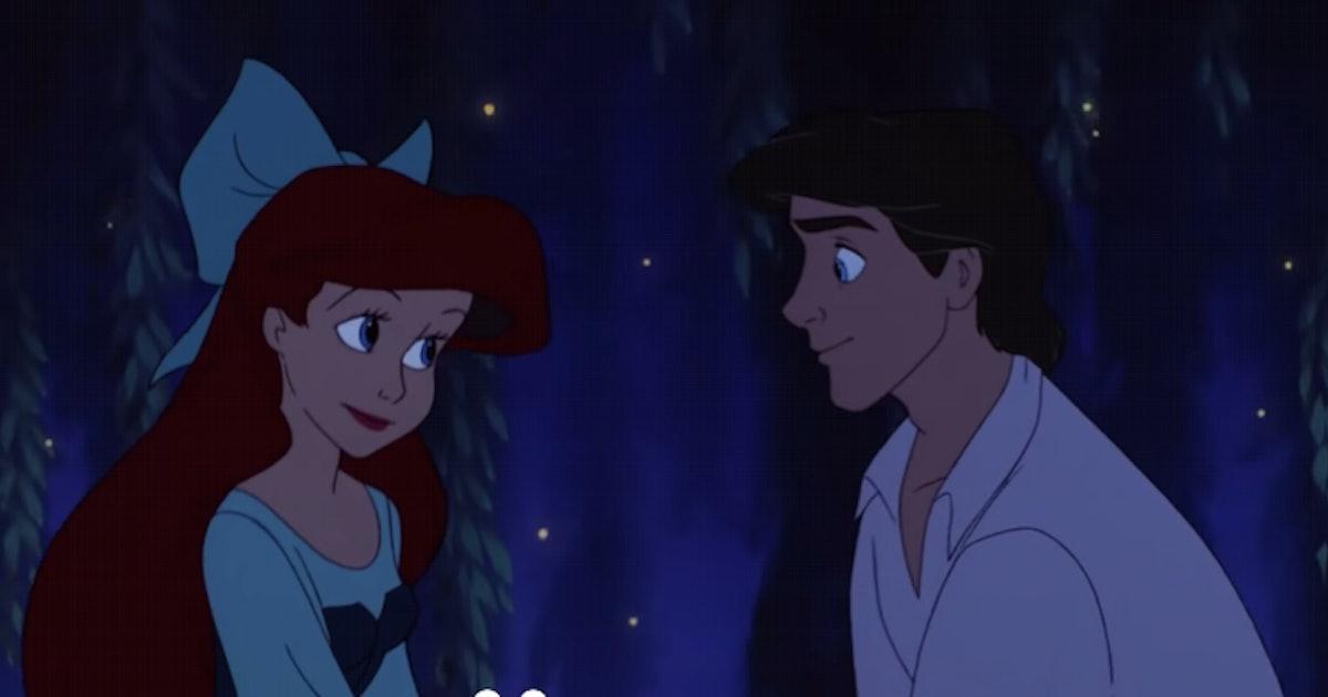 'The Little Mermaid Live!' Cast Photos Vs. The Original Film Are Spot-On