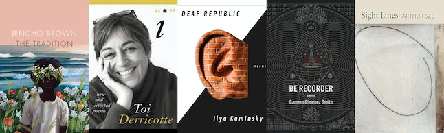 The poetry shortlist for the 2019 National Book Awards includes 'The Tradition' and 'Deaf Republic.'