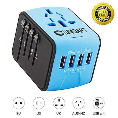 Unidapt Universal Travel Power Adapter