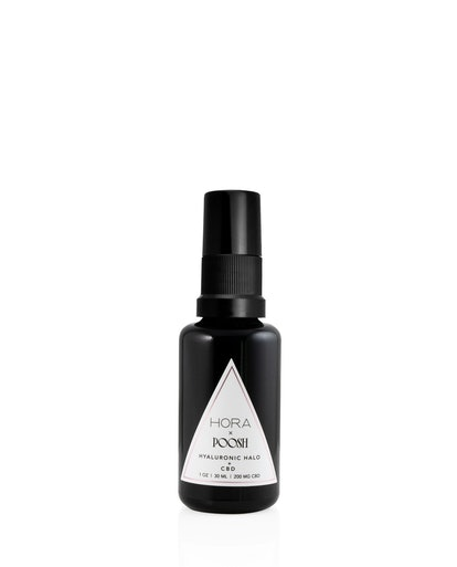 Hyaluronic Halo + CBD Serum