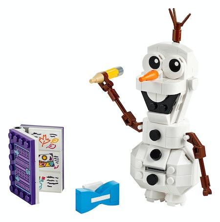 Olaf LEGO building kit