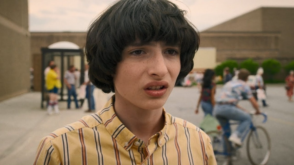 Mike from Stranger Things
