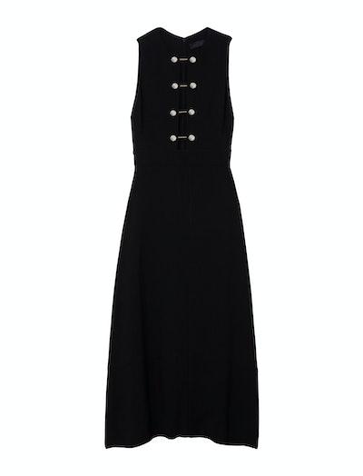 Sleeveless Barbell Dress