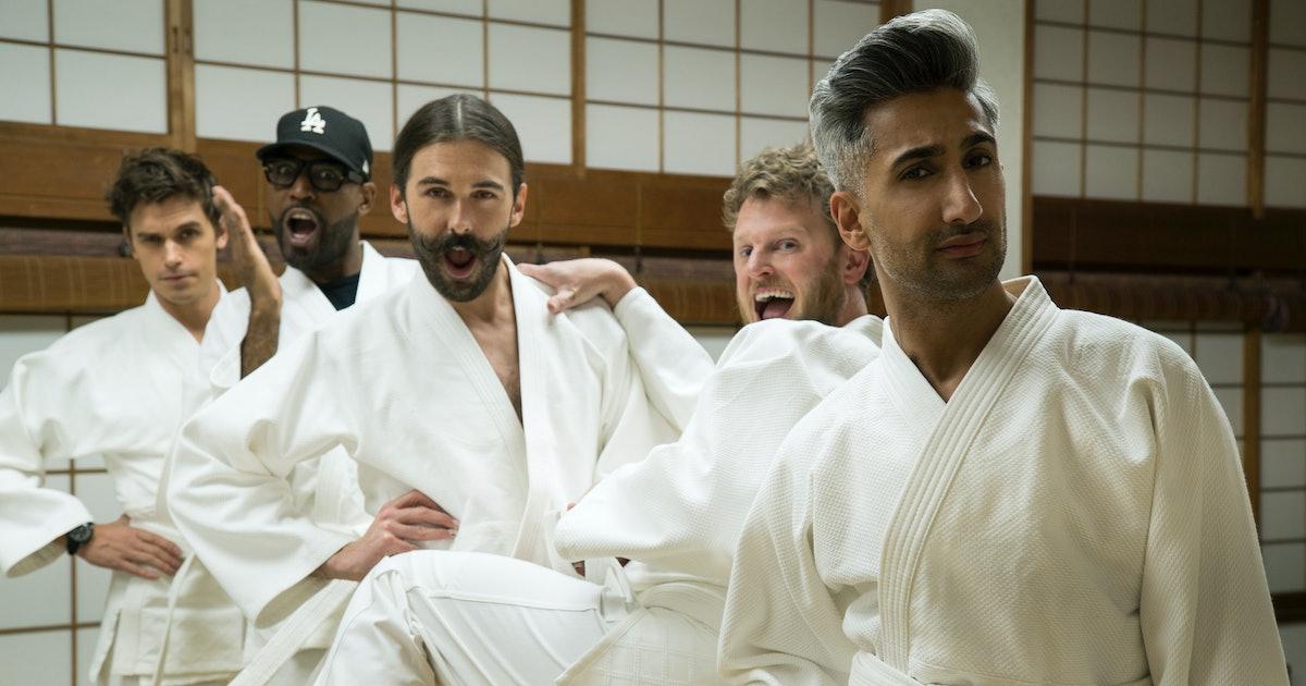 The 'Queer Eye: We're In Japan!' Trailer Introduces International Heroes