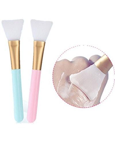 2 PCS Silicone Face Mask Brush