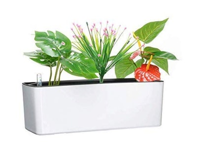 GardenBasix Self-Watering Planter