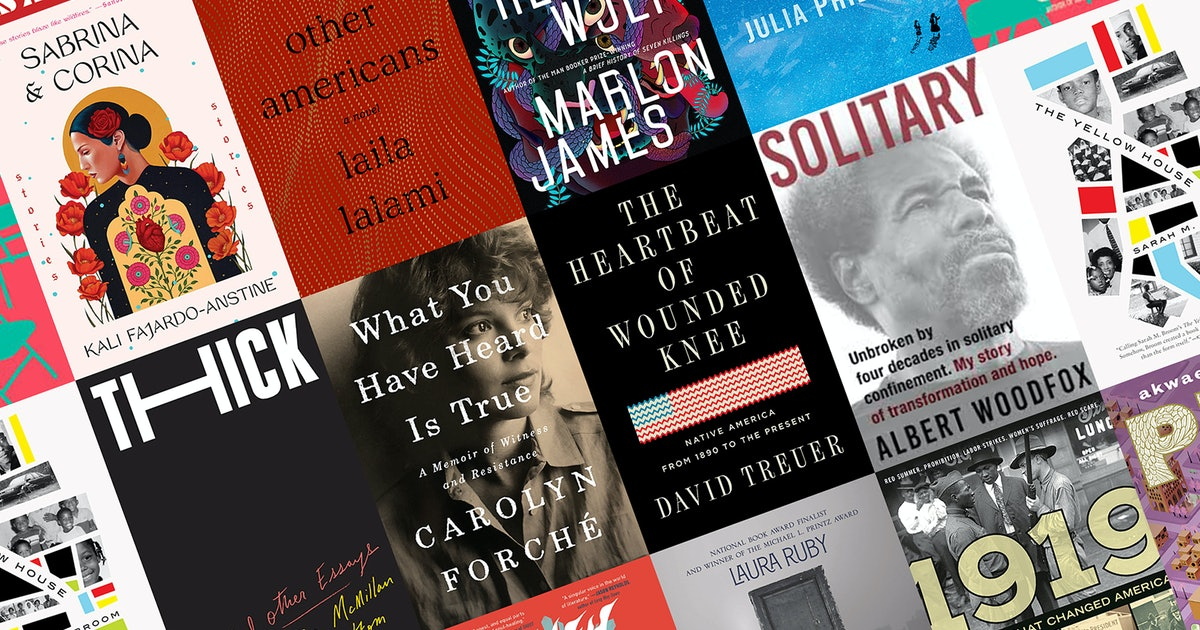 The 2019 National Book Awards Finalists Are Here