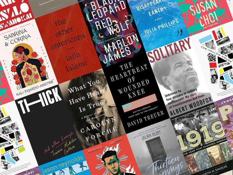 The National Book Foundation announced the finalists for its 2019 National Book Awards.