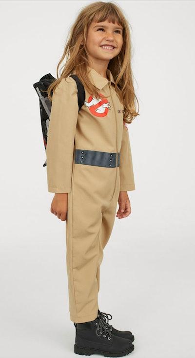 Beige Ghostbusters Costume