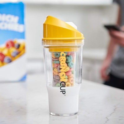 CRUNCHCUP Cereal Cup