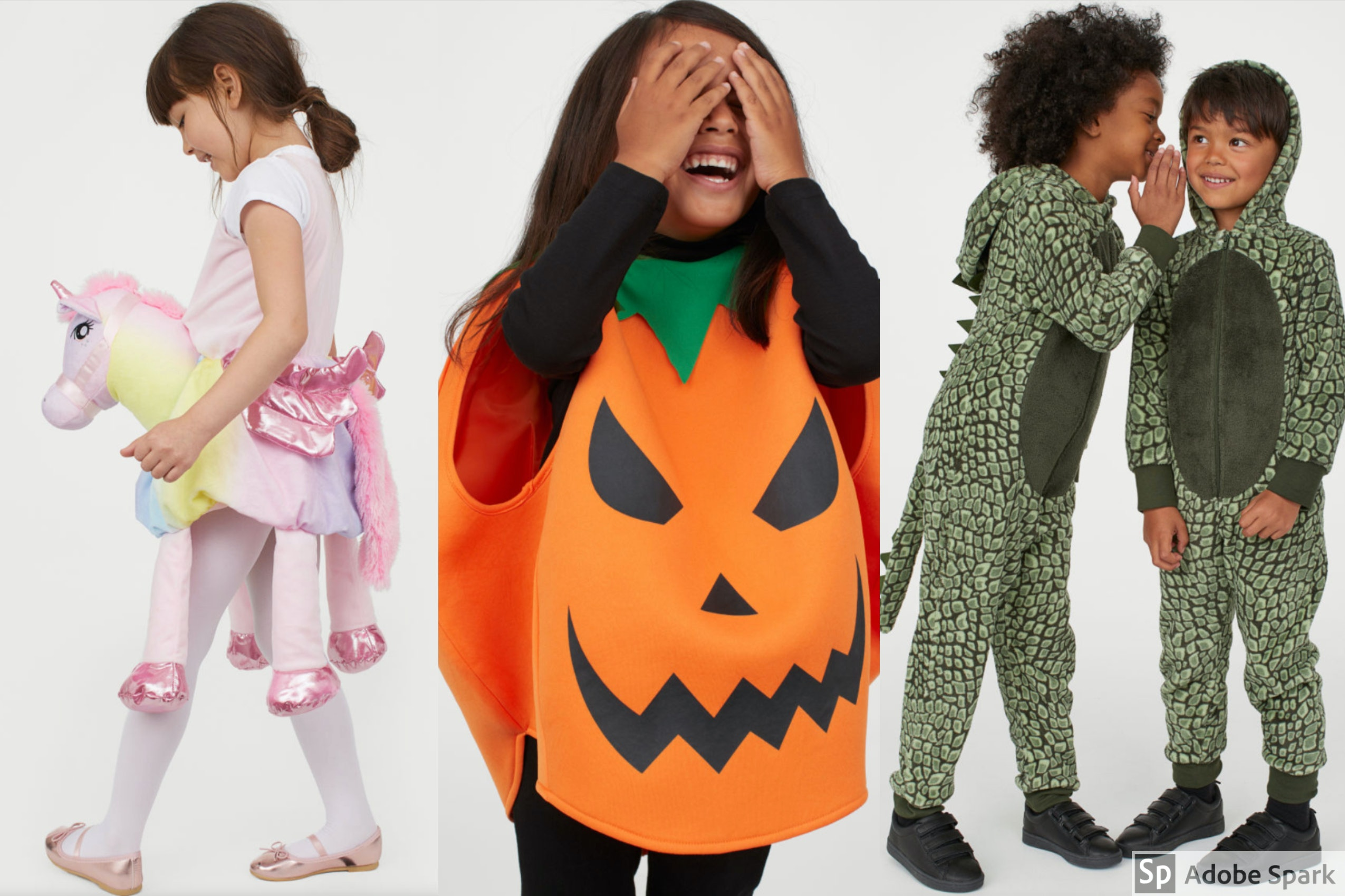 11 H\u0026M Halloween 2019 Costumes Including Tigers, Unicorns