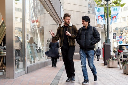 Bobby Berk bonds with a hero on Netflix's 'Queer Eye: We're in Japan!'