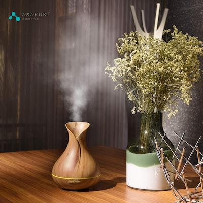 ASAKUKI 5-in-1 Essential Oil Diffuser
