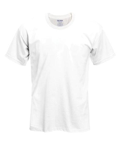 Gildan White T-Shirt