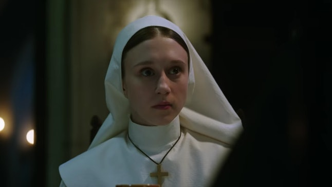 'The Nun' is streaming on HBO Now