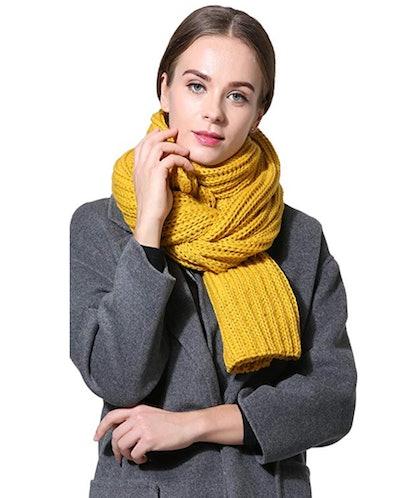 NEOSAN Chunky Knit Scarf