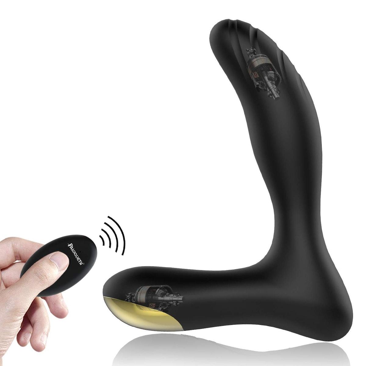 Paloqueth Male Vibrating Prostate Massager