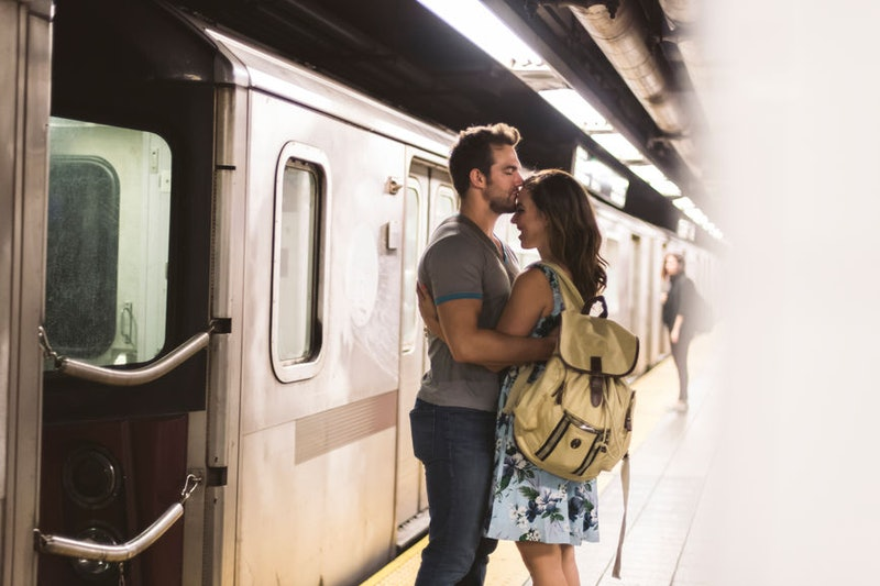 Long distance relationships can work if each person has the right attitude, experts say
