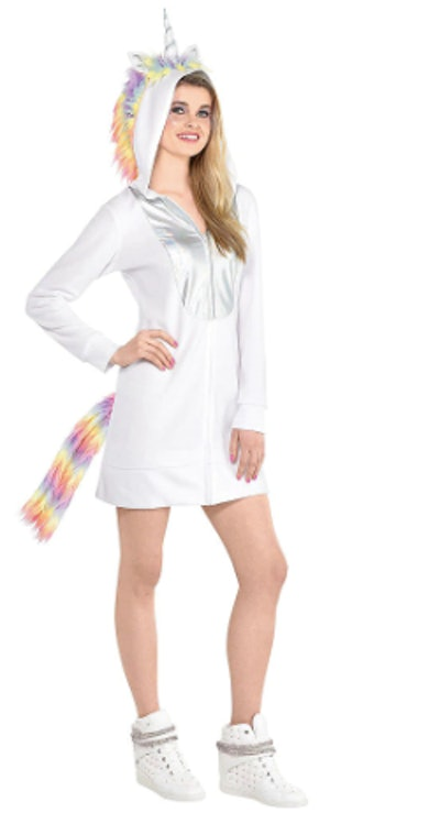 Adult Unicorn Zipper Costume
